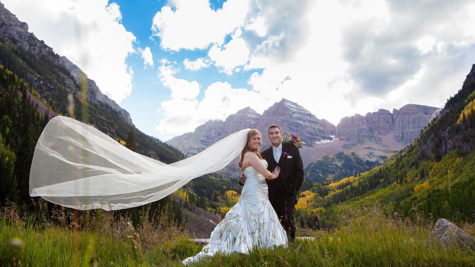 The Westin Snowmass Resort - Outdoor Weddings