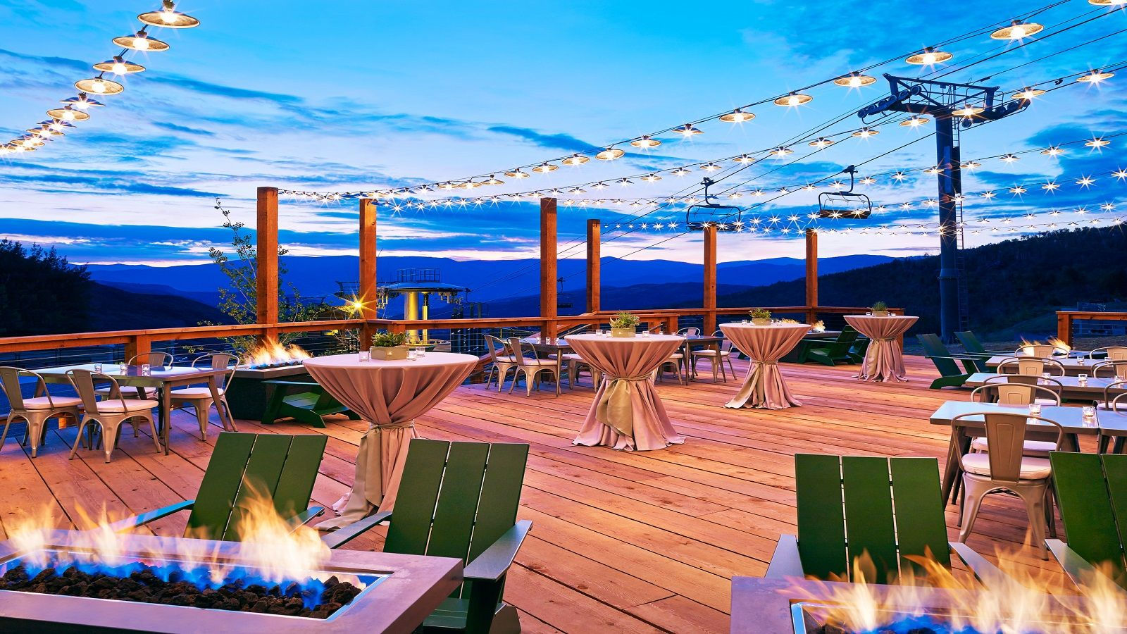 The Westin Snowmass Resort - Outdoor Wedding Venue